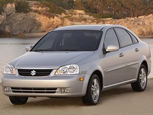 Suzuki Forenza 4 дв. седан Forenza