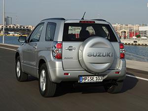 Suzuki Grand Vitara 3 дв. внедорожник Grand Vitara
