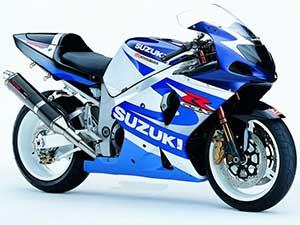 Suzuki GSX-R спортбайк 1000