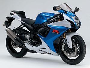 Suzuki GSX-R спортбайк 250