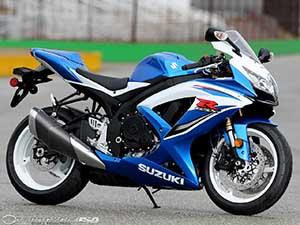 Suzuki GSX-R спортбайк 600