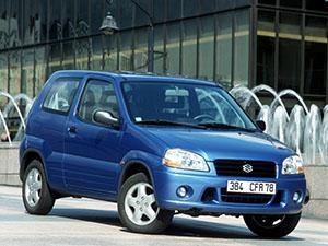 Suzuki Ignis 3 дв. хэтчбек Ignis