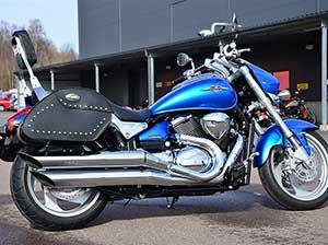 Suzuki Intruder кастом M 1500