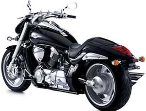 Suzuki Intruder кастом M 1800 R