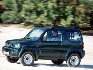 Suzuki Jimny 3 дв. внедорожник Jimny