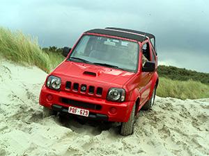 Suzuki Jimny 3 дв. внедорожник Cabrio