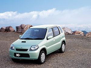 Suzuki Kei 5 дв. хэтчбек Kei