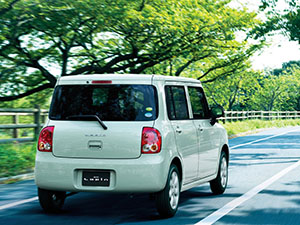 Suzuki Lapin 5 дв. хэтчбек Lapin