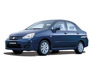 Suzuki Liana 4 дв. седан Liana
