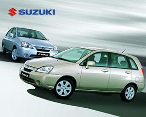 Suzuki Liana 5 дв. хэтчбек Liana