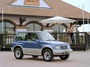 Suzuki Vitara 3 дв. внедорожник Metal Top