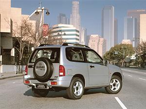Suzuki Grand Vitara 3 дв. внедорожник Metal Top