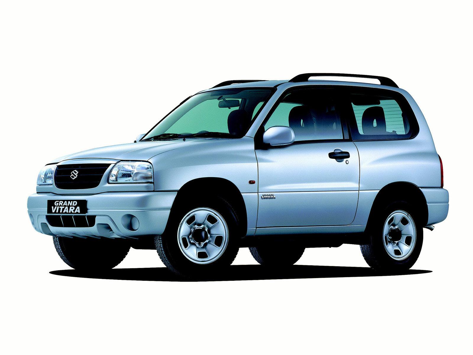 Suzuki (Сузуки) Grand Vitara Metal Top 1999-2005 г.