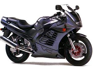 Suzuki RF спорт-турист 400