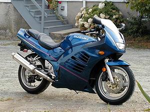 Suzuki RF спорт-турист 600 R