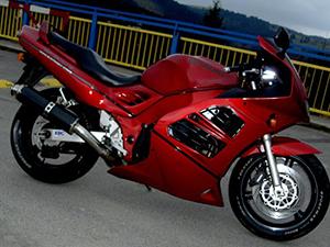 Suzuki RF спорт-турист 900 R