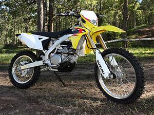 Suzuki RMX эндуро 450Z