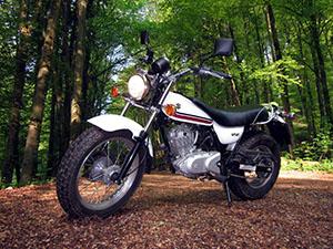 Suzuki RV эндуро 125