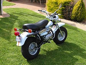 Suzuki RV классик 90