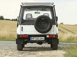 Suzuki Samurai 2 дв. внедорожник Cabrio