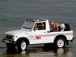 Suzuki SJ 2 дв. внедорожник SJ