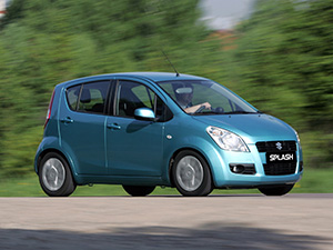 Suzuki Splash 5 дв. хэтчбек Splash