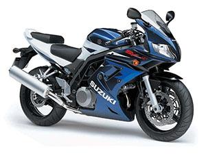 Suzuki SV спортбайк 1000