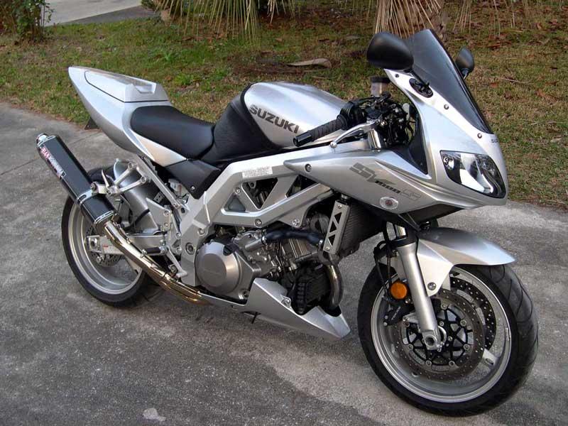 Обзор мотоцикла Suzuki SV 650 — BikesWiki - энциклопедия ...