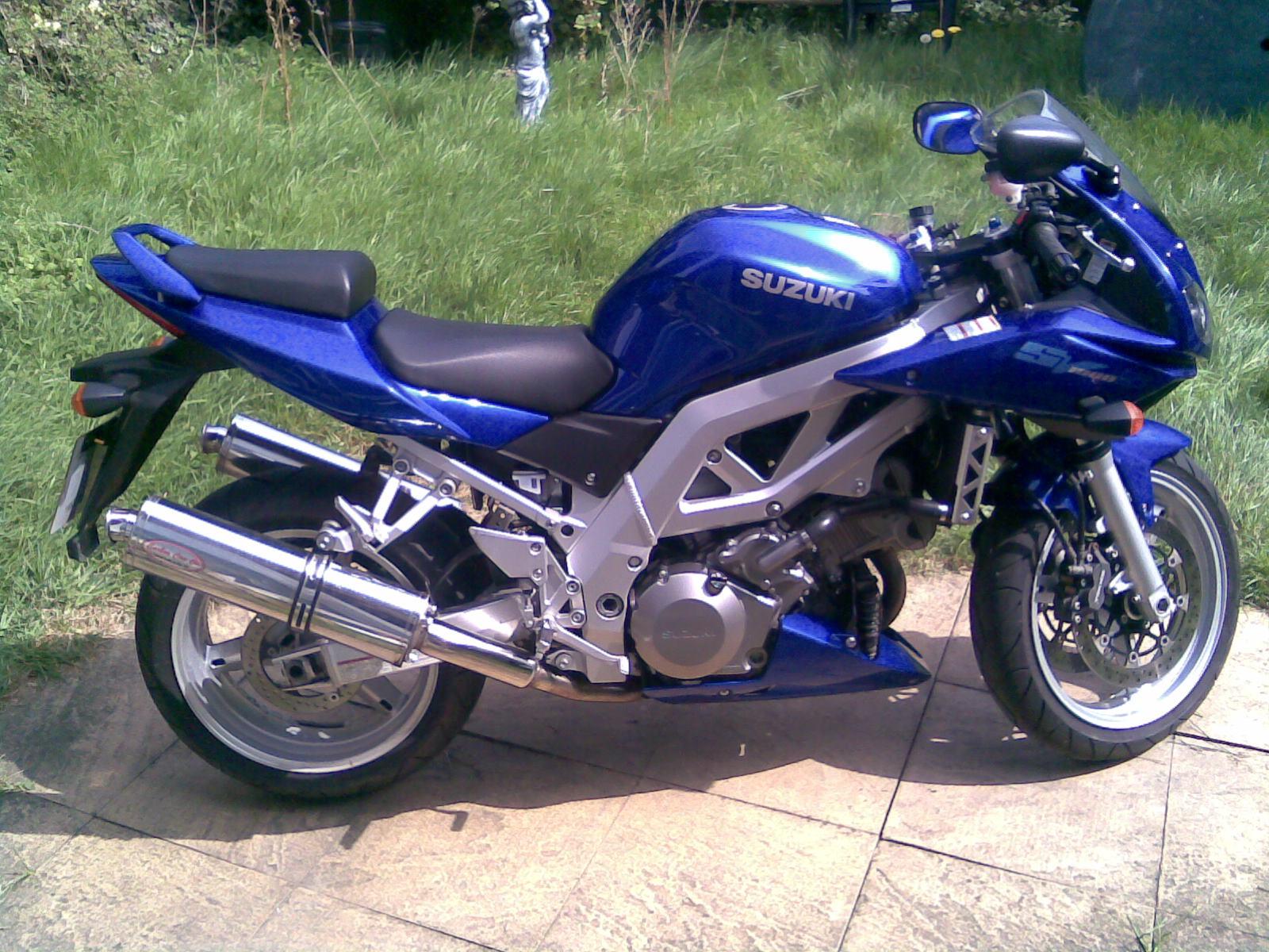 Мотоцикл Suzuki SV 1000 S: цена, технические ...