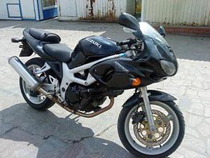 Suzuki SV спорт-турист 400 S
