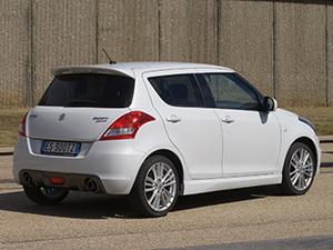Suzuki Swift 5 дв. хэтчбек Swift