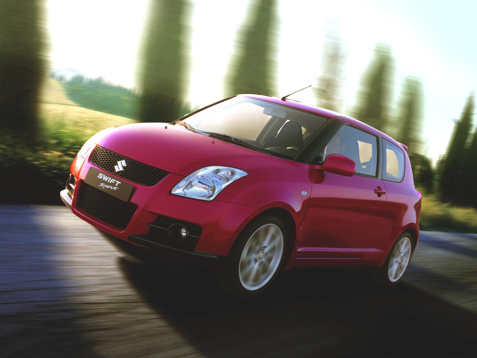 Suzuki (Сузуки) Swift 2005-2010 г.