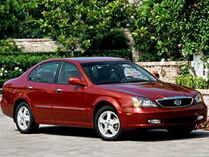 Suzuki Verona 4 дв. седан Verona