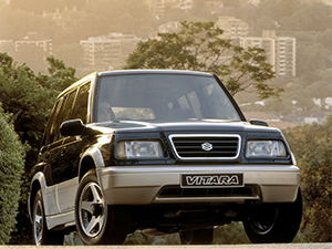 Suzuki Vitara 5 дв. внедорожник Villager