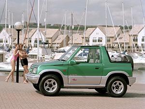 Suzuki Vitara 2 дв. внедорожник Cabrio