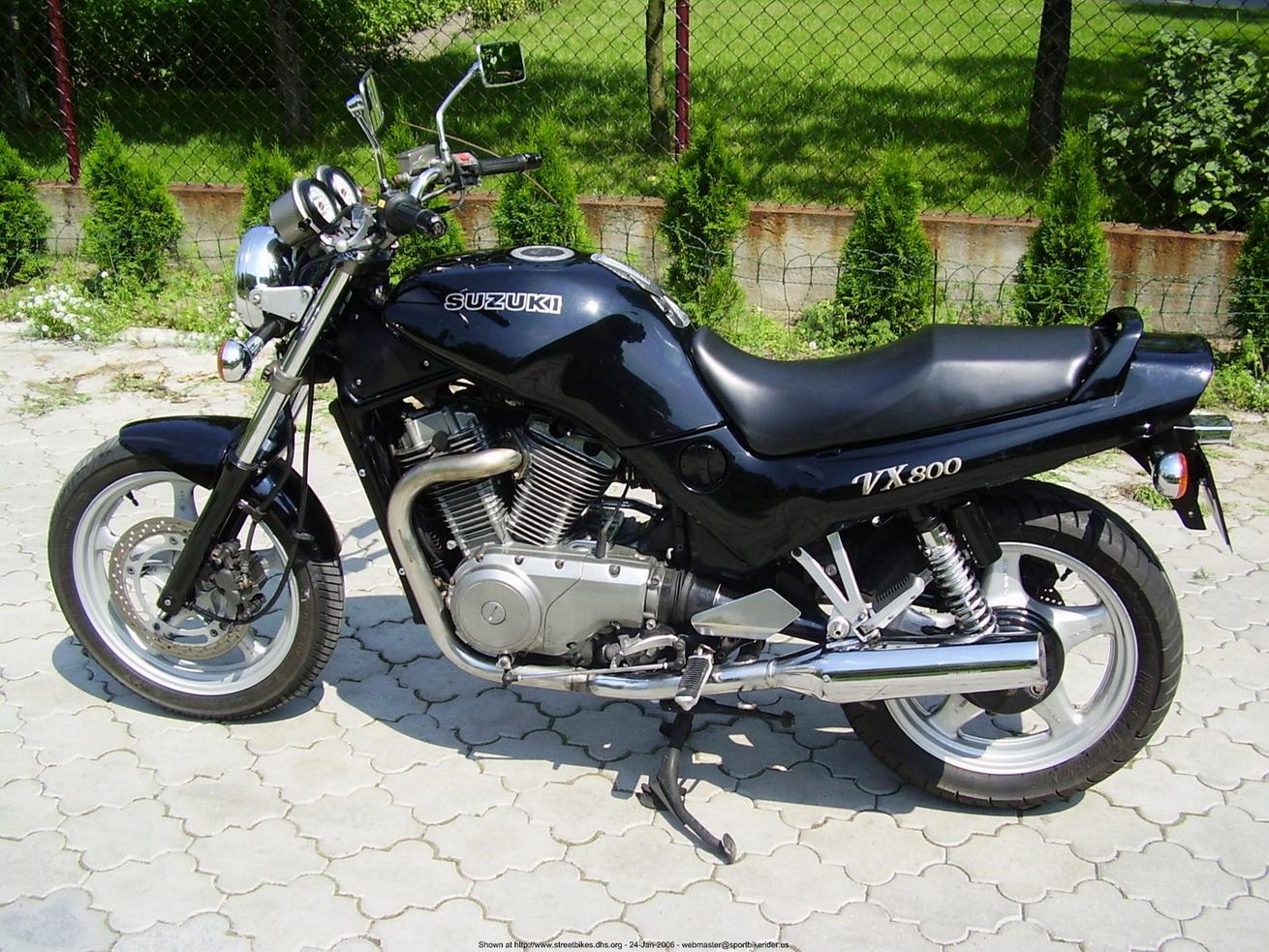 Suzuki (Сузуки) VX 800 1990-1996 г.