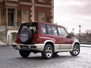 Suzuki Vitara 5 дв. внедорожник Wagon