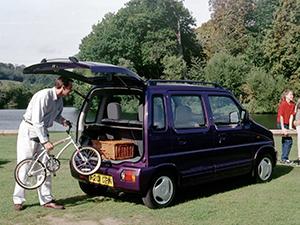 Suzuki Wagon R+ 5 дв. минивэн Wagon R+