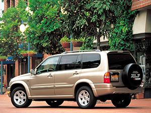 Suzuki Grand Vitara XL-7 5 дв. внедорожник XL-7