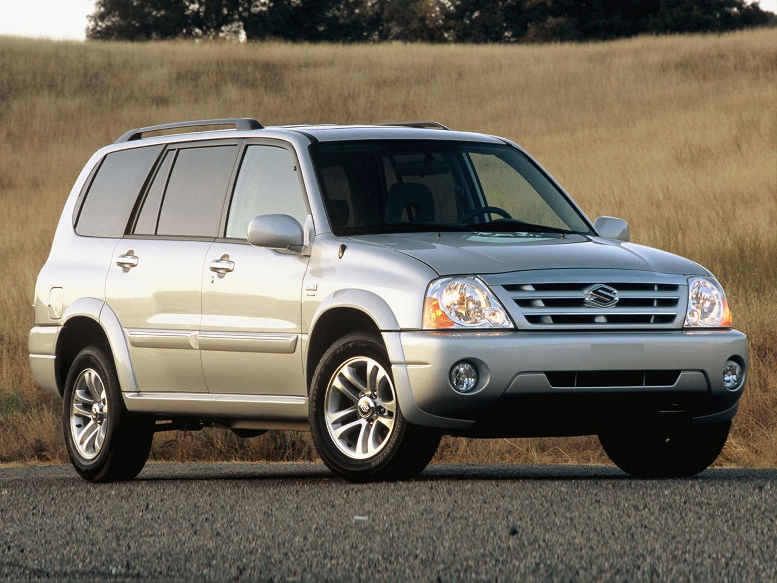 Suzuki (Сузуки) Grand Vitara XL-7 2004-2006 г.