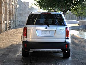 Suzuki XL7 5 дв. внедорожник XL7