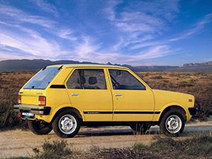 Технические характеристики Suzuki Alto Alto 1981-1983 г.