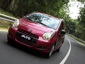 Технические характеристики Suzuki Alto