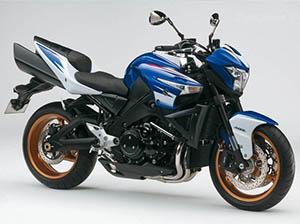 Технические характеристики Suzuki B-King