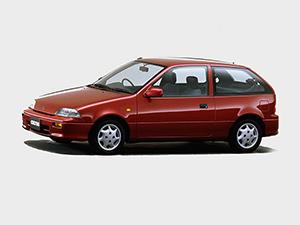 Crescent с 1995 по 1998