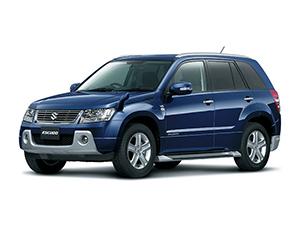 Технические характеристики Suzuki Escudo