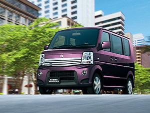 Технические характеристики Suzuki Every