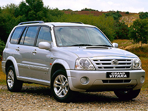 Технические характеристики Suzuki Grand Vitara XL-7