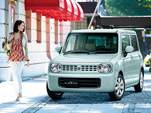 Технические характеристики Suzuki Lapin 0.7 2008- г.