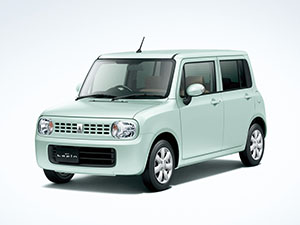 Технические характеристики Suzuki Lapin
